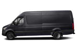 2019 Mercedes-Benz Sprinter Cargo Van 3500XD High Roof V6 170""