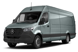 "2019 Mercedes-Benz Sprinter Cargo Van 4500 High Roof V6 170"" EXT"