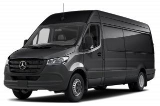2019 Mercedes-Benz Sprinter Cargo Van 4500 High Roof V6 170""
