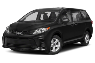 2019 Toyota Sienna 8-Passenger FWD LE