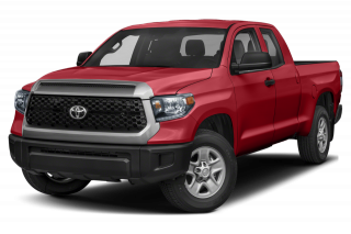 2019 Toyota Tundra 4x2 Double Cab Long 5.7L SR5 Plus