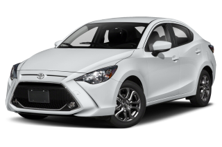 2019 Toyota Yaris Manual