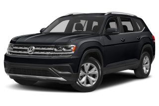 2019 Volkswagen Atlas 3.6 FSI 4MOTION Execline