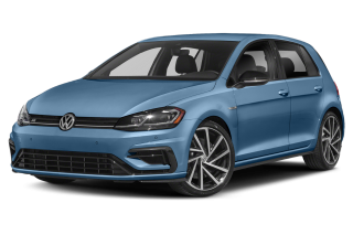 2019 Volkswagen Golf 5-door Manual