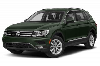2019 Volkswagen Tiguan 4MOTION Highline