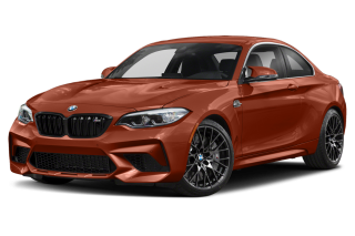 2021 BMW M2 Coupe Competition