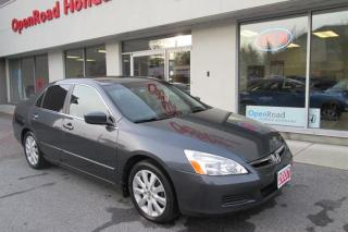 2007 Honda Accord Sdn EX