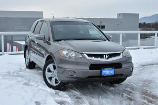 2008 Acura RDX 5 sp at