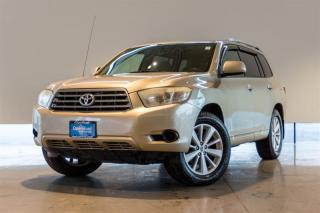 2008 Toyota Highlander 4-door 4WD V6 LTD 5A 7-Pass