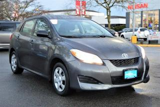 2010 Toyota Matrix FWD 4A