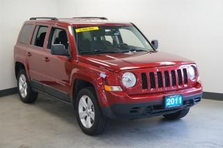 2011 Jeep Patriot North