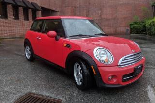 2011 MINI Cooper Hardtop Classic Limited Edition
