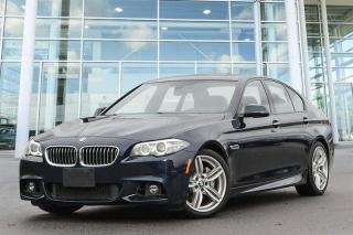 2014 BMW 5 Series 535d xDrive