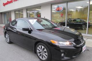 2014 Honda Accord Coupe EX