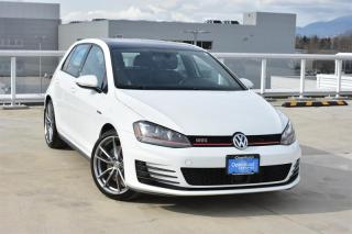 2015 Volkswagen Golf GTI Performance