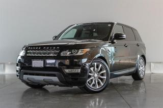 2016 Land Rover Range Rover Sport Td6 HSE