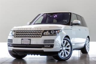 2016 Land Rover Range Rover Td6 HSE