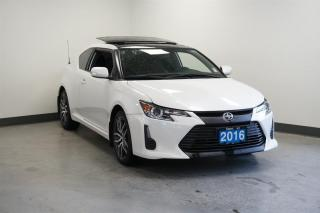 2016 Scion tC 6sp at