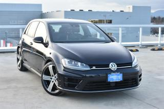 2016 Volkswagen Golf R 5-Dr 2.0T 4MOTION 6sp