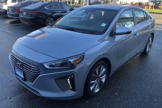 2017 Hyundai Ioniq Hybrid Limited w/Technology