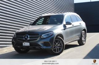 2018 Mercedes-Benz GLC 4MATIC SUV
