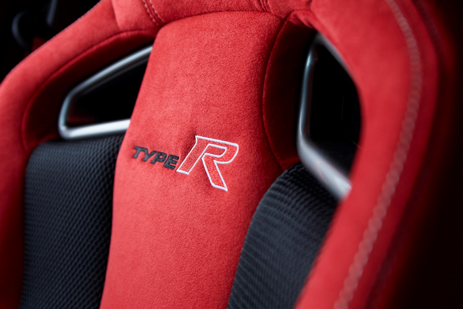 2017 Honda Civic Type R seat