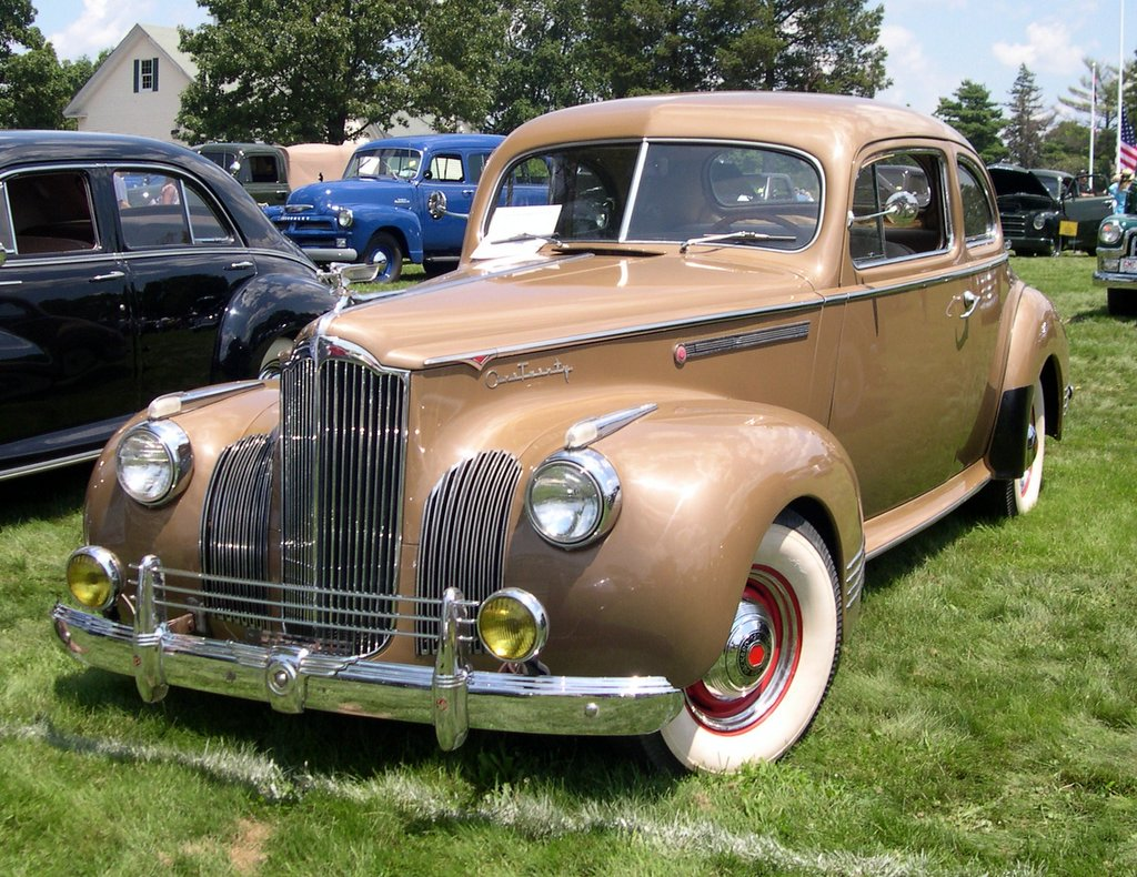1941 Packard Coupe