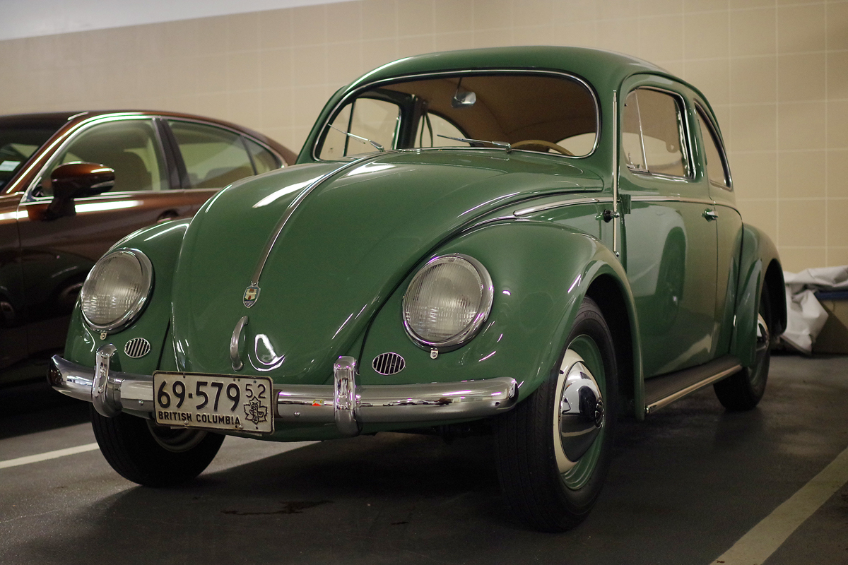 Story Of 1952 Volkswagen Zwitter Beetle Openroad Auto