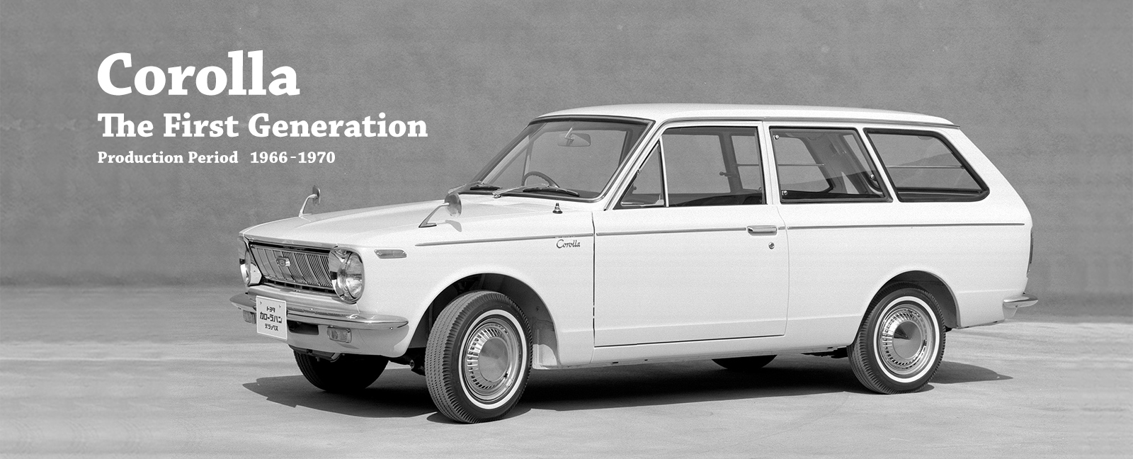 Toyota Corolla turns 50 years old | OpenRoad Auto Group