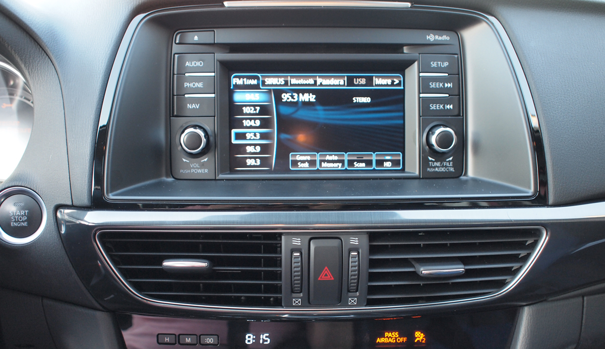 car audio bose stereo system