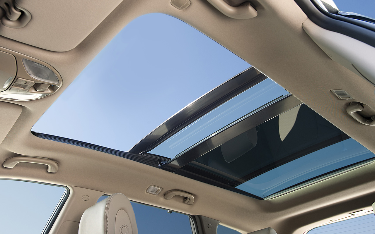 2016 Hyundai Santa Fe Panoramic Sunroof