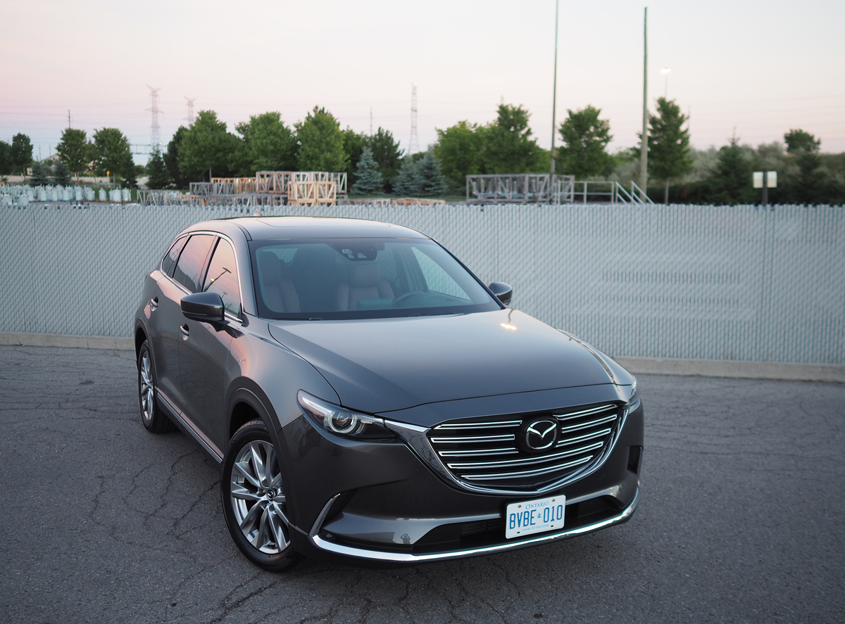 2016 Mazda CX-9 sunset
