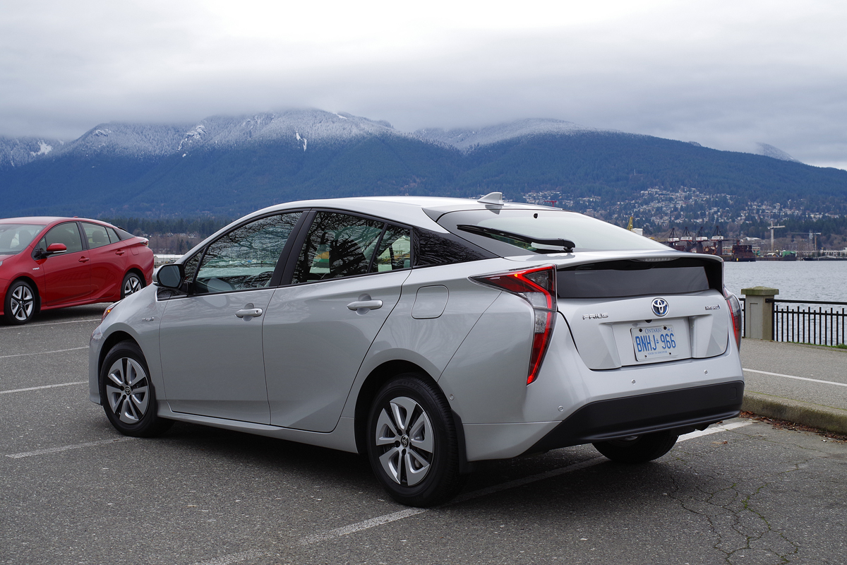 All New 2016 Toyota Prius Launches This Spring Openroad