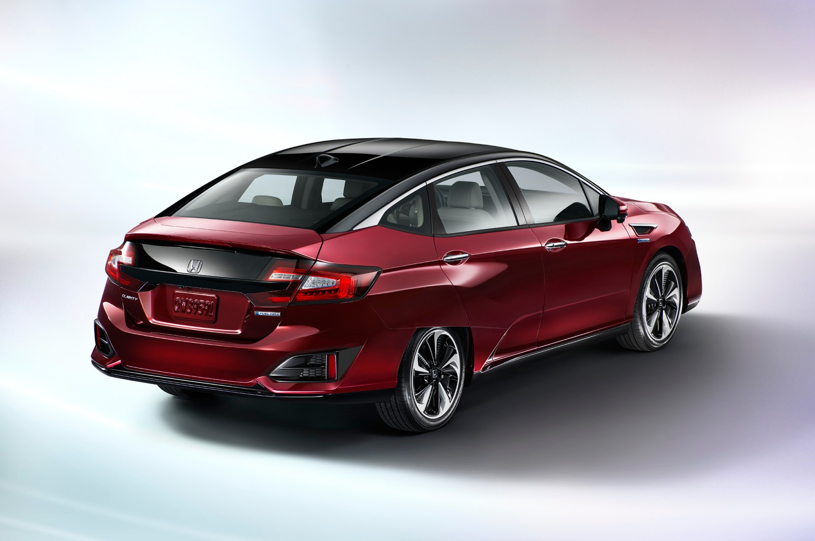 Honda Clarity Electric And Clarity Plug In Hybrid Coming | Automotive ...