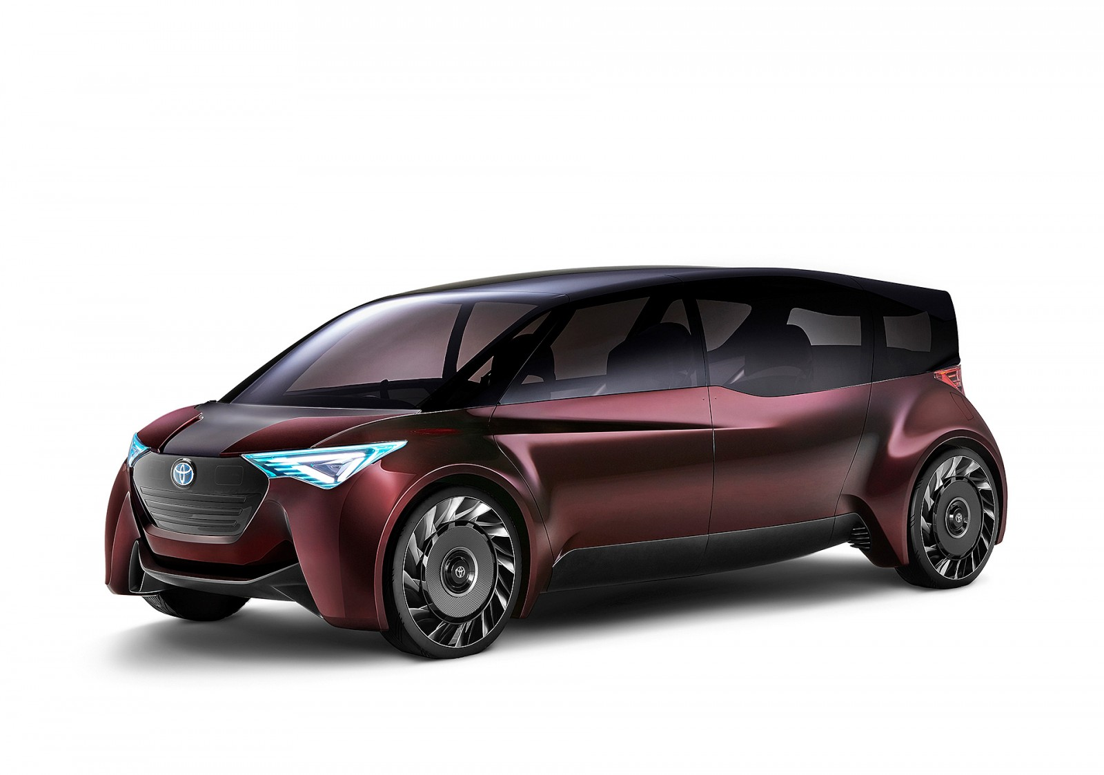 Toyota Fine-Comfort Ride concept vehicle