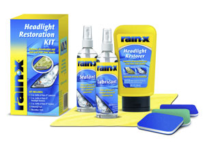 rain-x headlight restoration kit