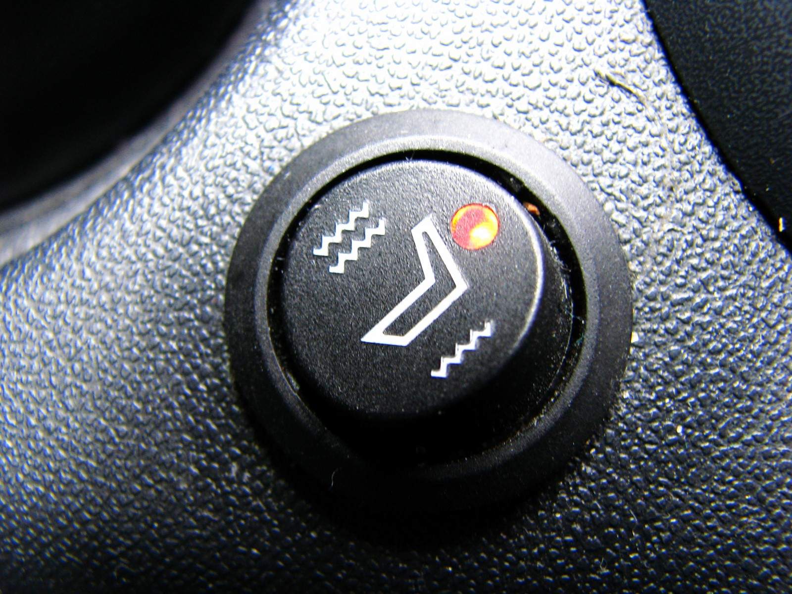 heated seat button