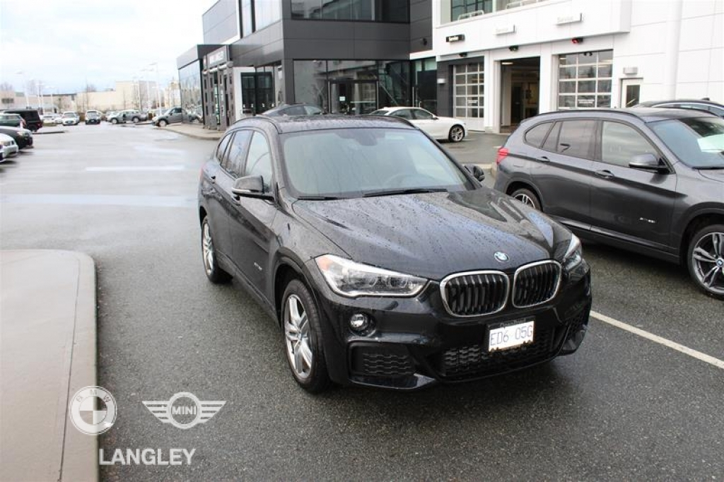 X1 OpenRoad Demo Special BMW Langley