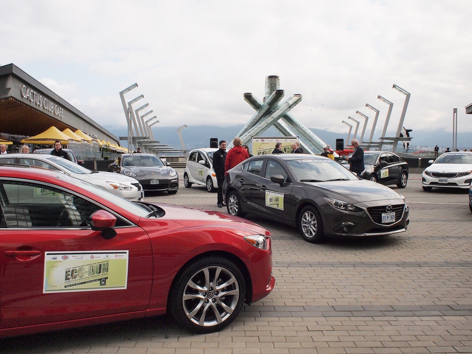 2014 AJAC Eco-Run cars