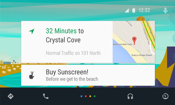 Android_Auto_interface