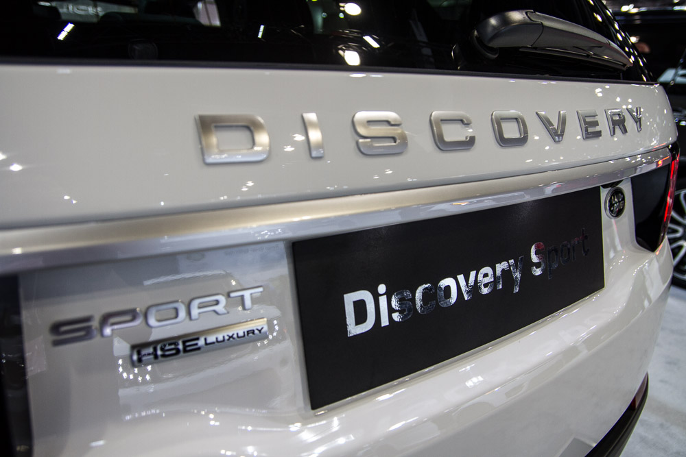 Top 5 Luxury SUVs at the 2015 Vancouver International Auto ...