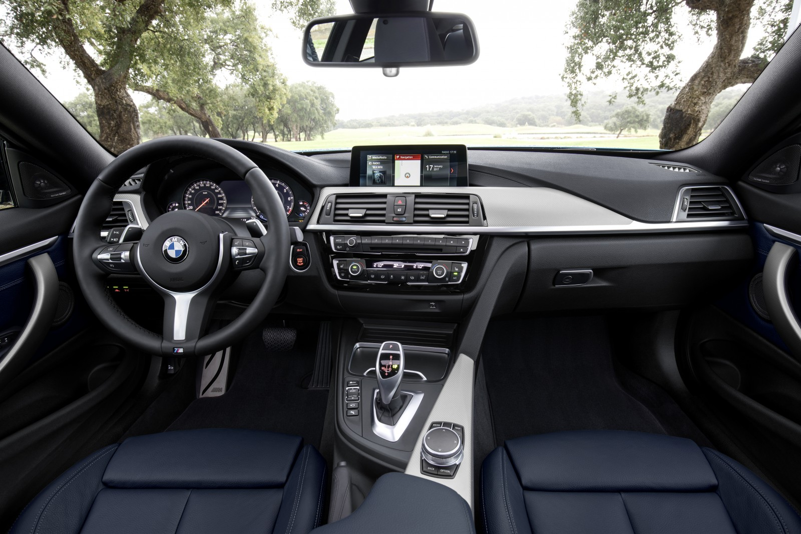 BMW Series Features Plenty Of Changes For Model Year - Bmw 4 series interior