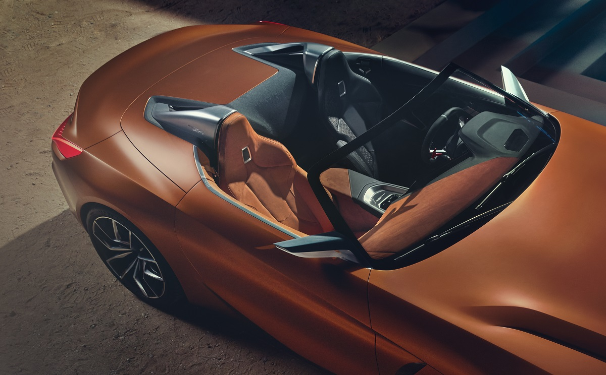bmw concept z4 domes
