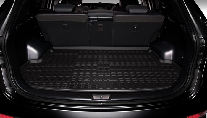 Hyundai Santa Fe all weather cargo tray