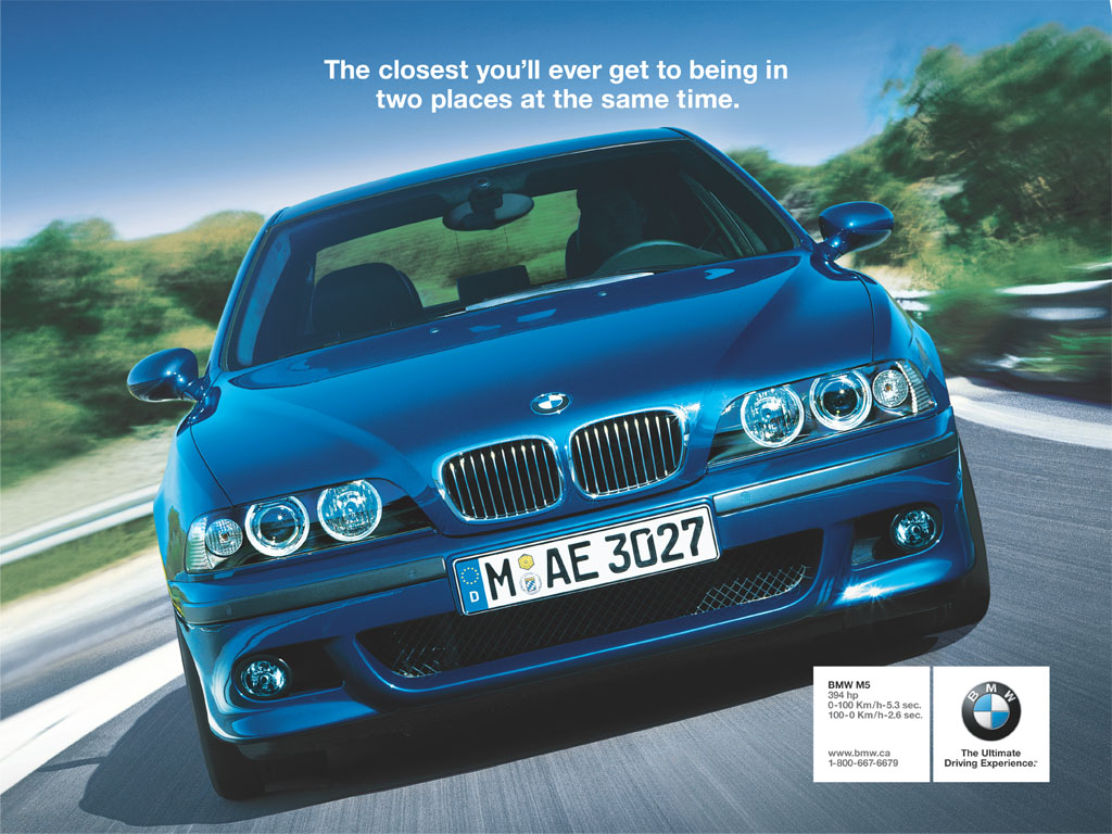 Nostalgia Bmw S Best Advertisements Openroad Auto Group