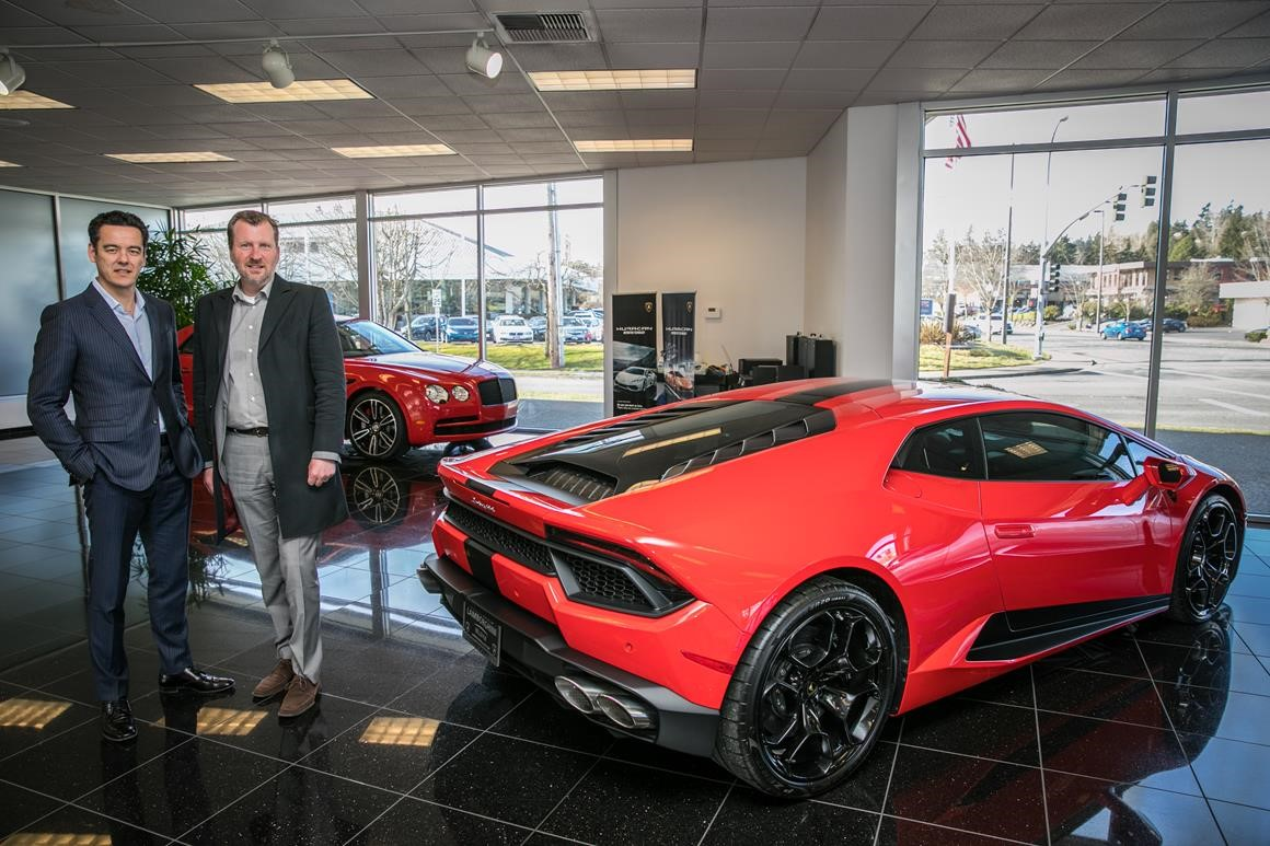 Used Cars Langley >> OpenRoad revs up expansion with first U.S. dealership by acquiring Bentley, Lamborghini and ...