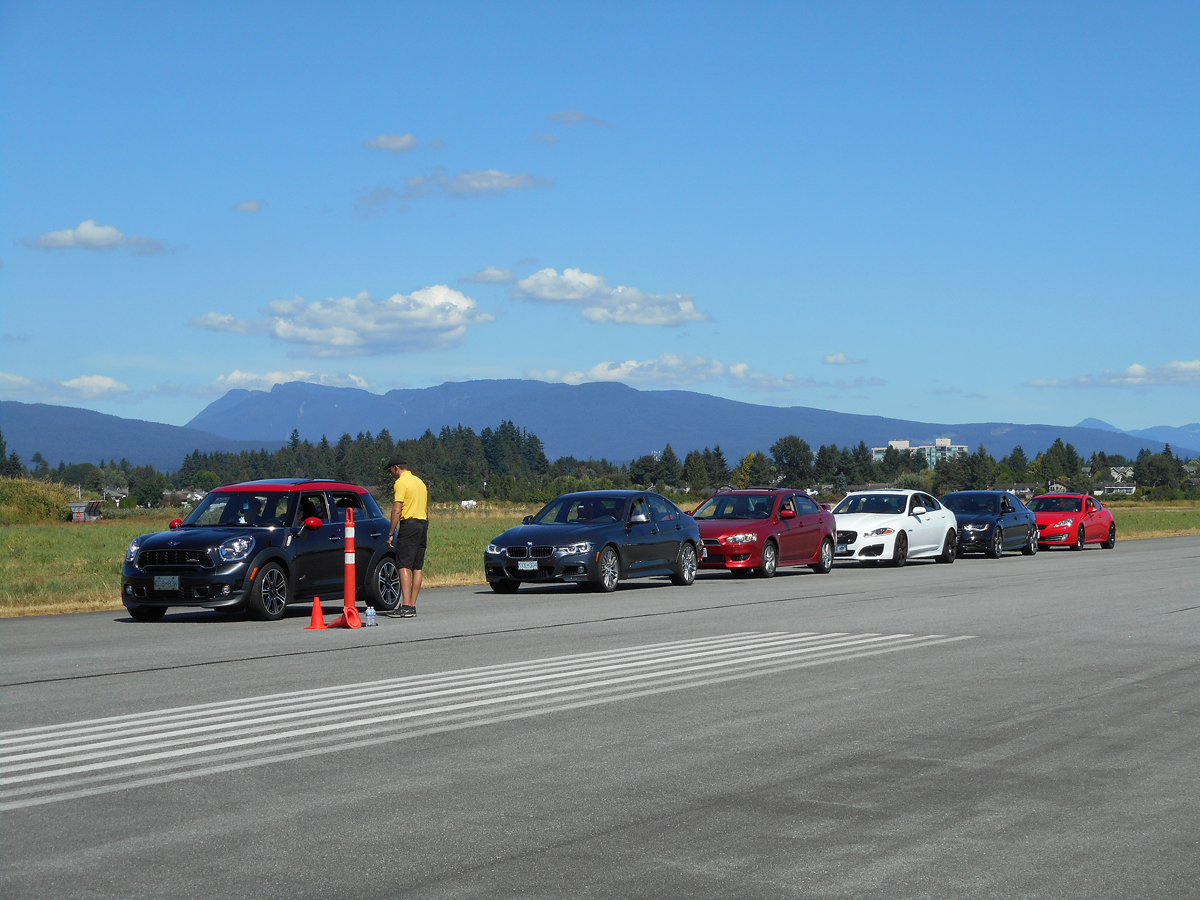 club openroad summer driving clinic exercises
