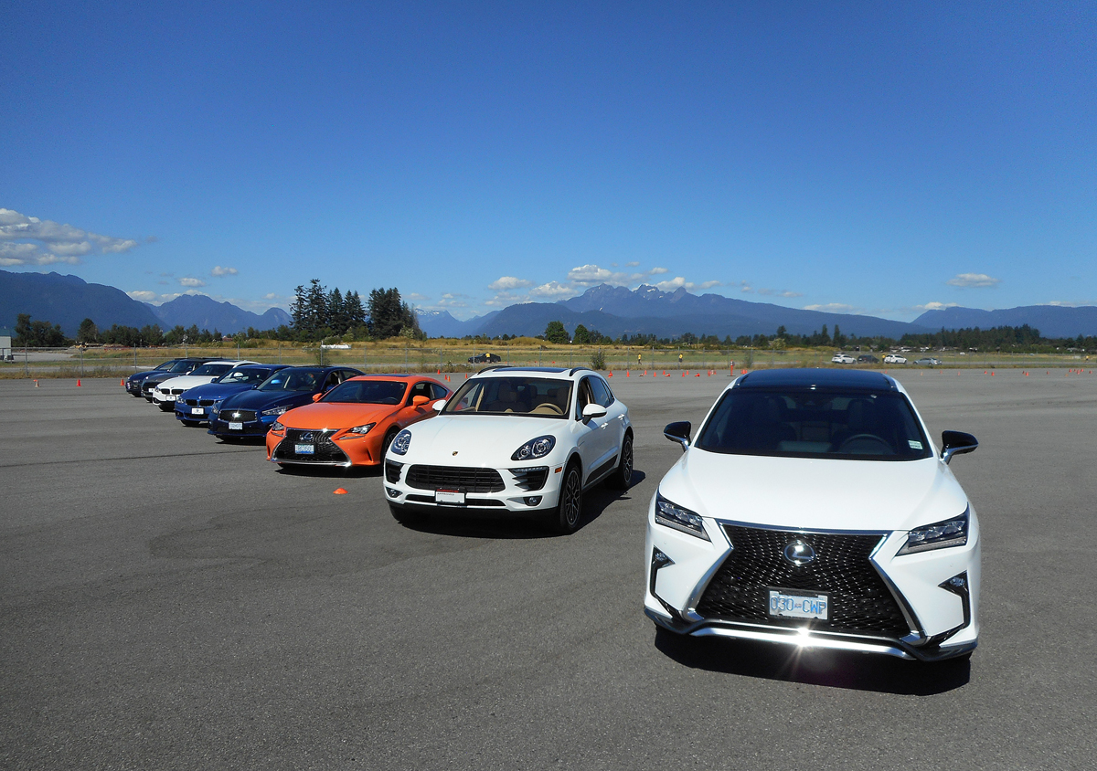 club openroad summer driving clinic lineup