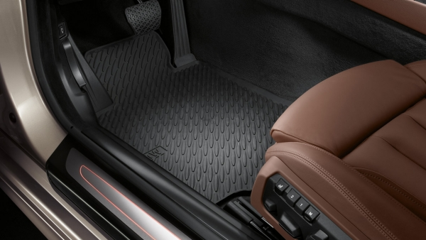 BMW all-weather floor mats