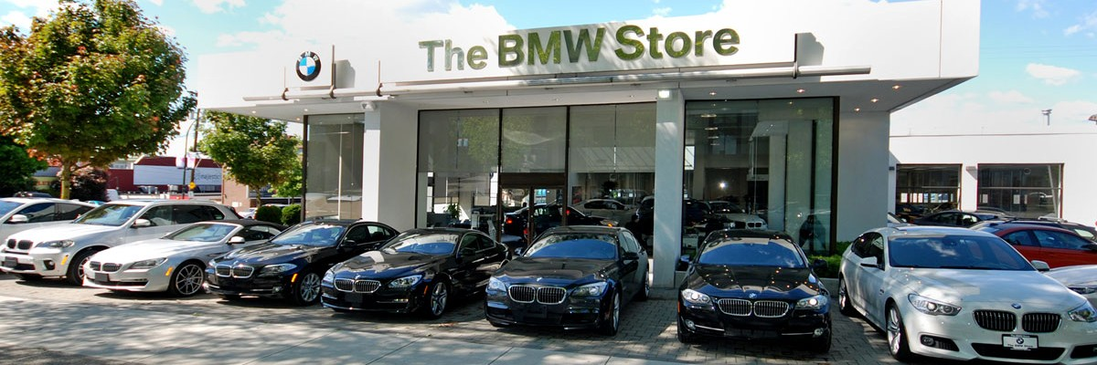 The BMW Store Vancouver